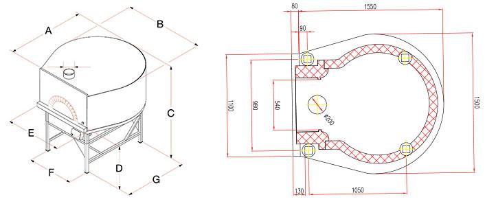Dimensions-du-four-a-pizza-mam-TL110