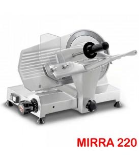 TRANCHEUSE A JAMBON PROFESSIONNELLE LAME 220 MM - Mirra 200C
