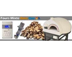 FOURS MIXTE BOIS/GAZ