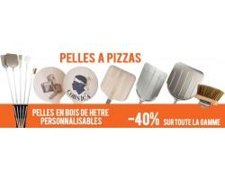 PELLES A PIZZAS