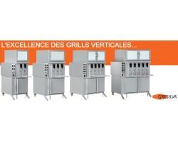 Grills verticale